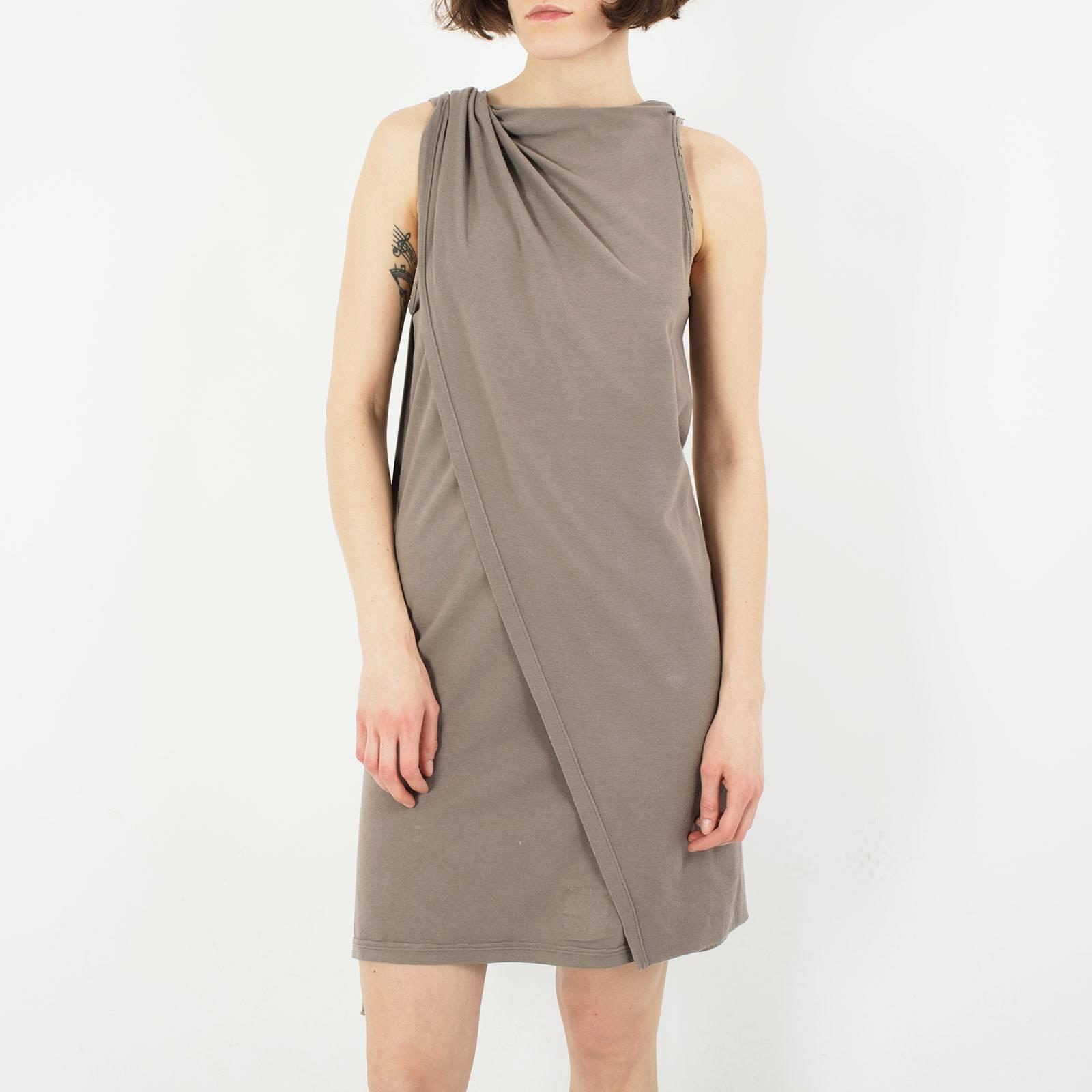 Платье  Rick Owens DRKSHDW