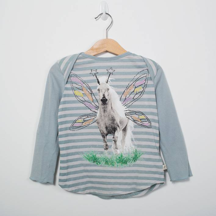 Лонгслив  Stella McCartney Kids
