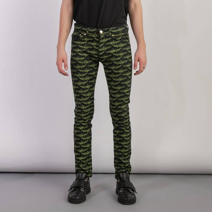 Джинсы Versace for H&M