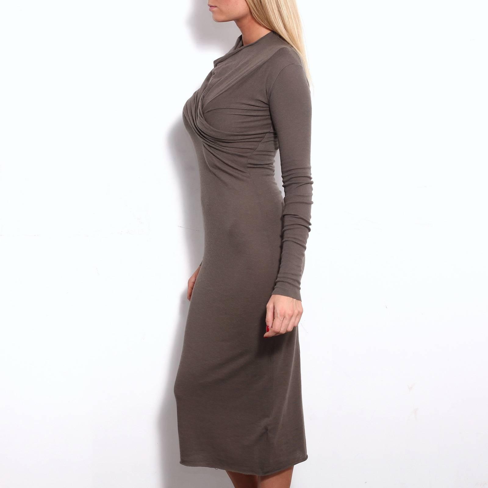 Купить платье Lilies Rick Owens в Москве с доставкой по цене 6300 ... 12e5c488344