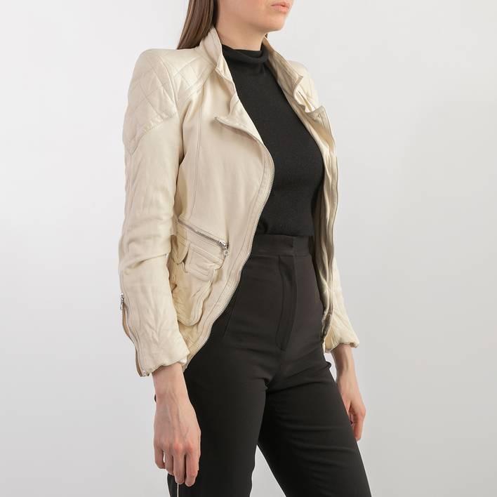 Кожаная куртка Marc Jacobs
