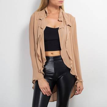 Рубашка-кардиган  Fendi