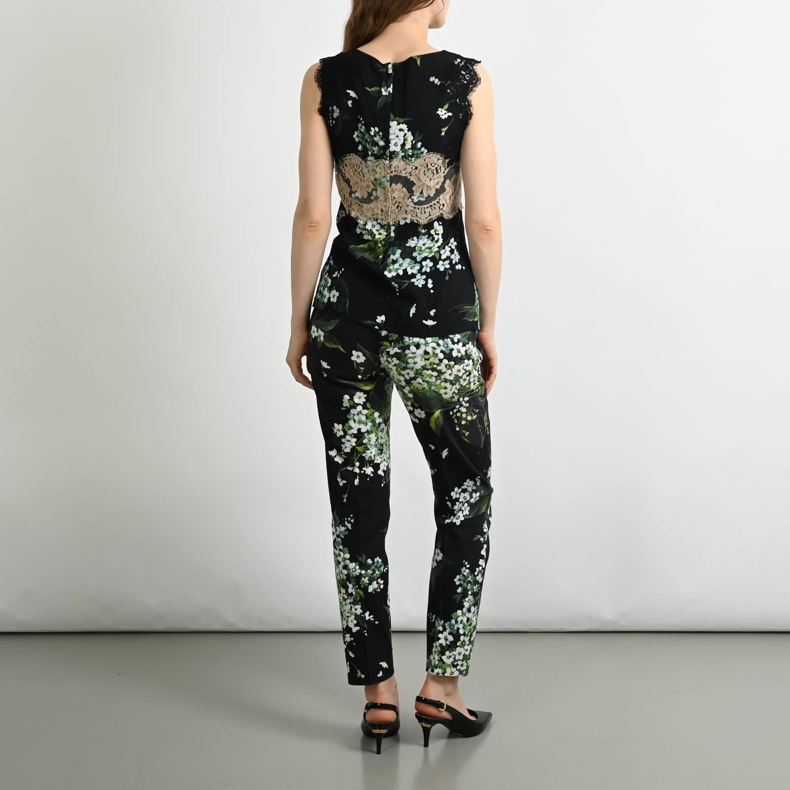 Костюм Dolce & Gabbana