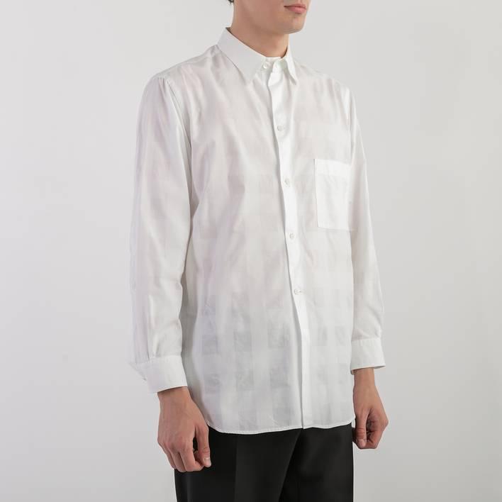 Рубашка Yohji Yamamoto