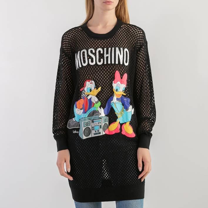 Джемпер H&M x Moschino