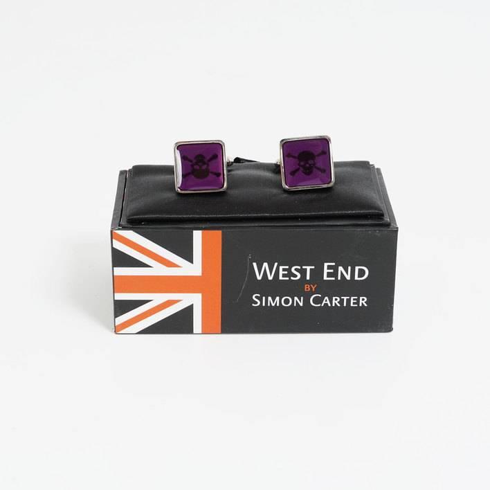 Запонки  West  End by Simon Carter