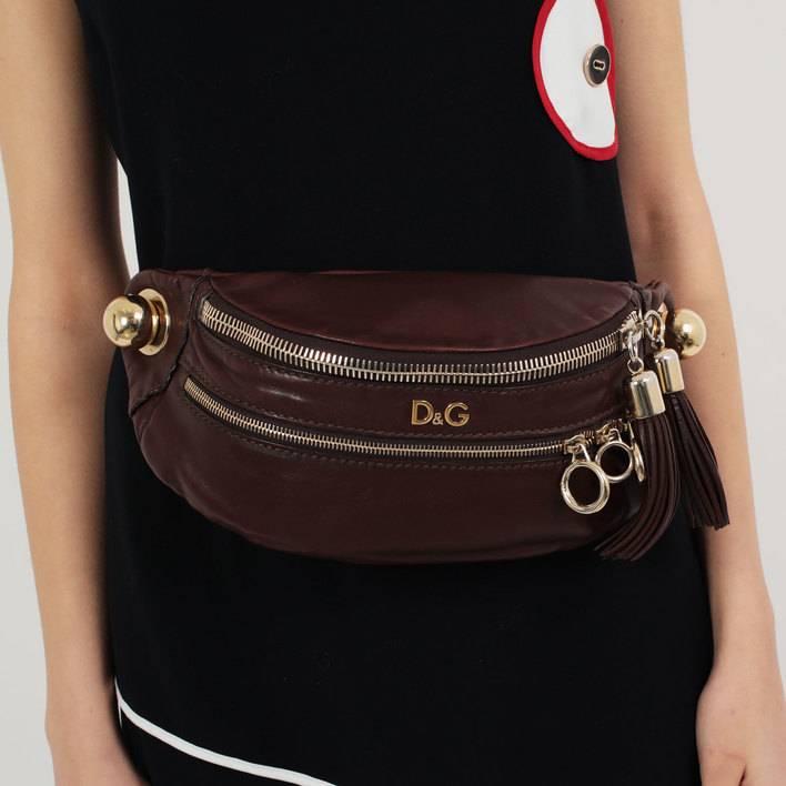 Поясная сумка  D&G