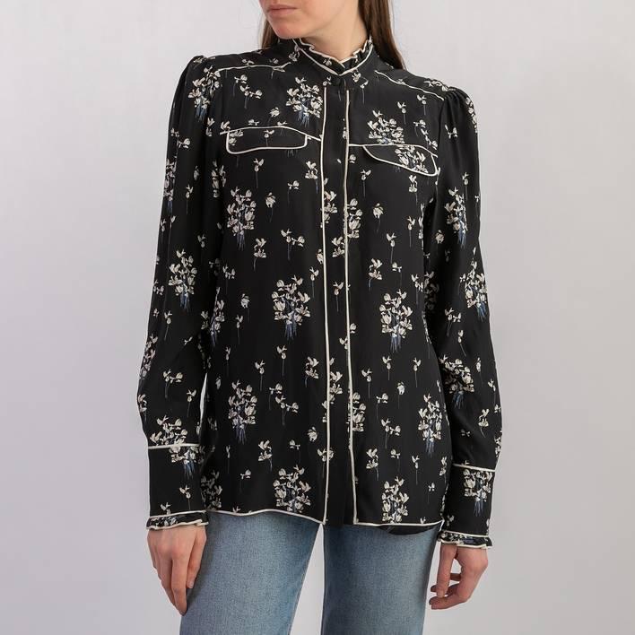 Блуза H&M x Erdem