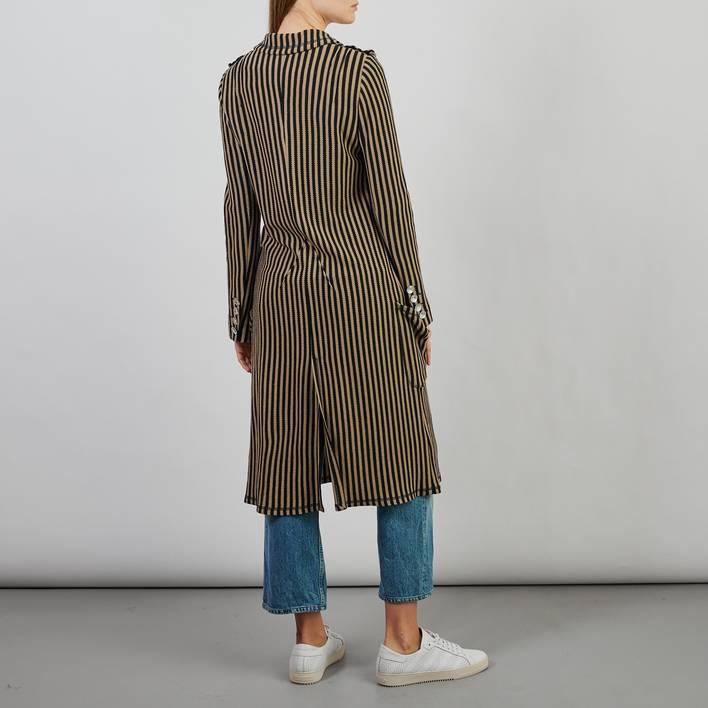 Трикотажное пальто Sonia Rykiel