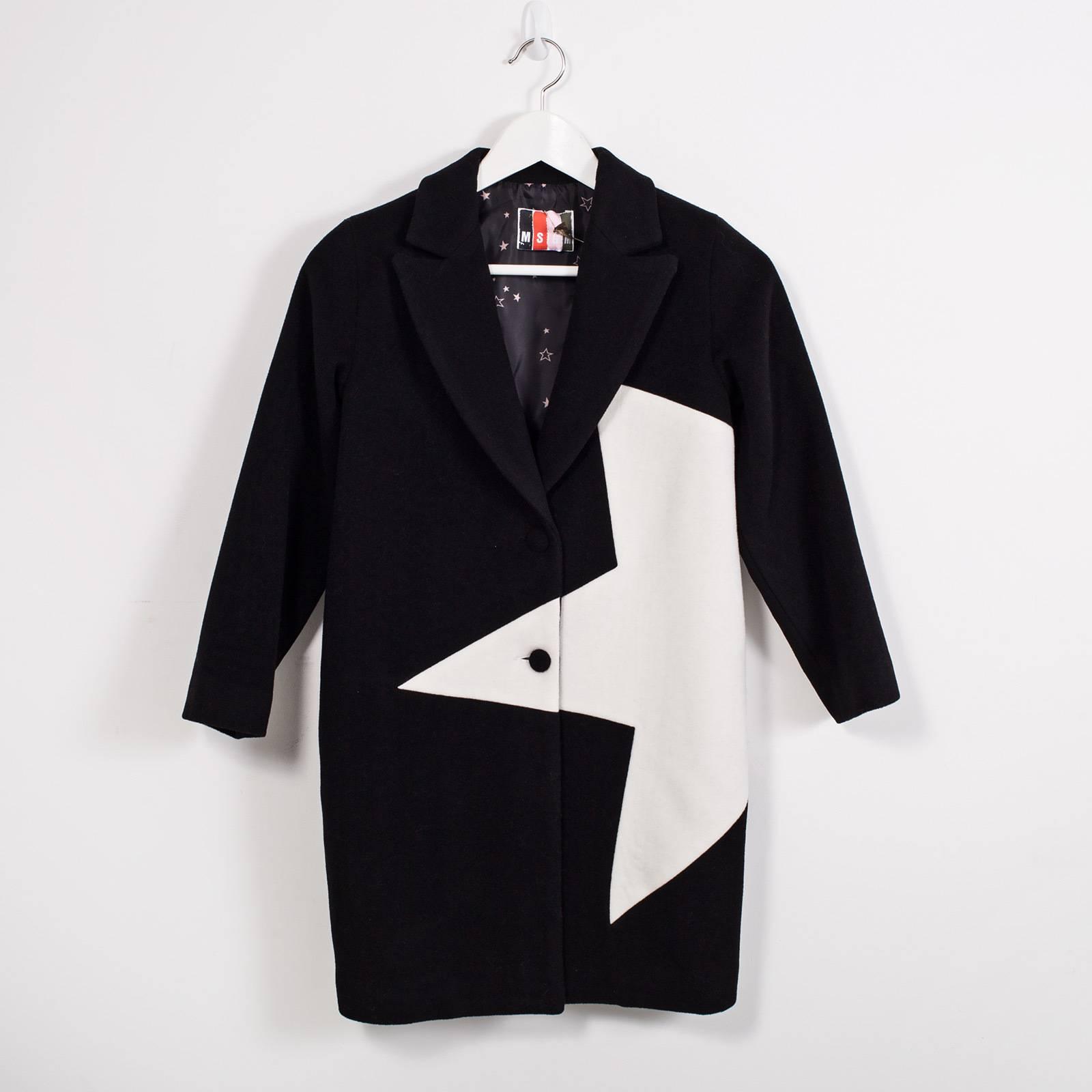 Купить пальто MSGM в Москве с доставкой по цене 6300 рублей   Second ... dab68c64c7f