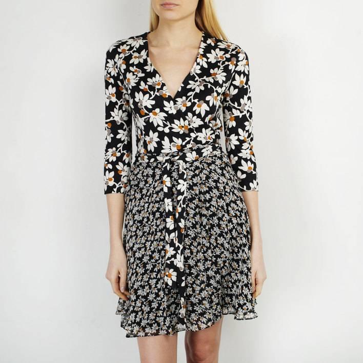 Платье-халат  Diane von Furstenberg