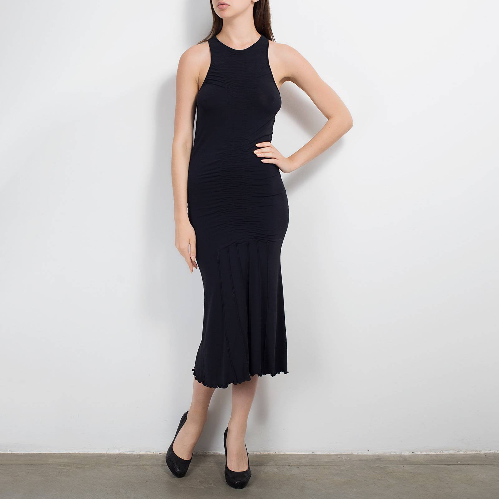 Платье  Mugler
