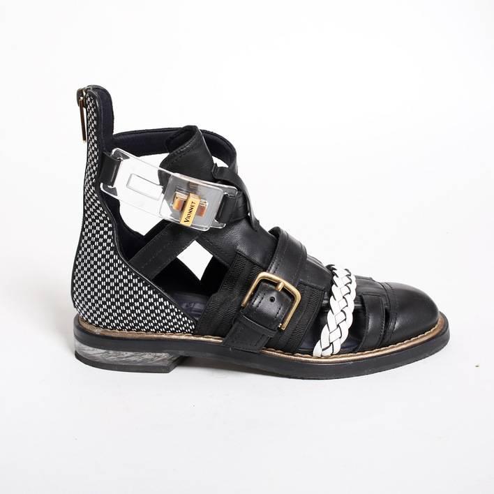 Ботинки-сандалии  Vionnet
