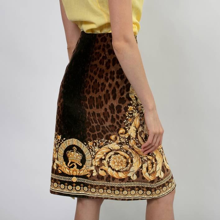 Юбка Versace