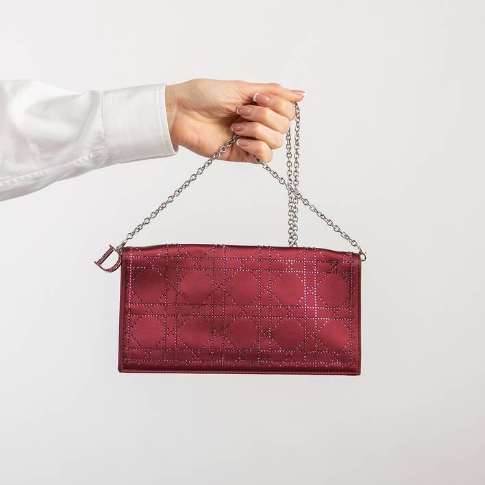 Клатч Christian Dior