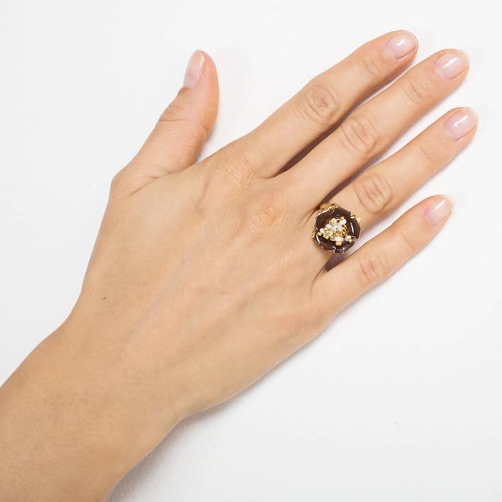Кольцо  Les Nereides