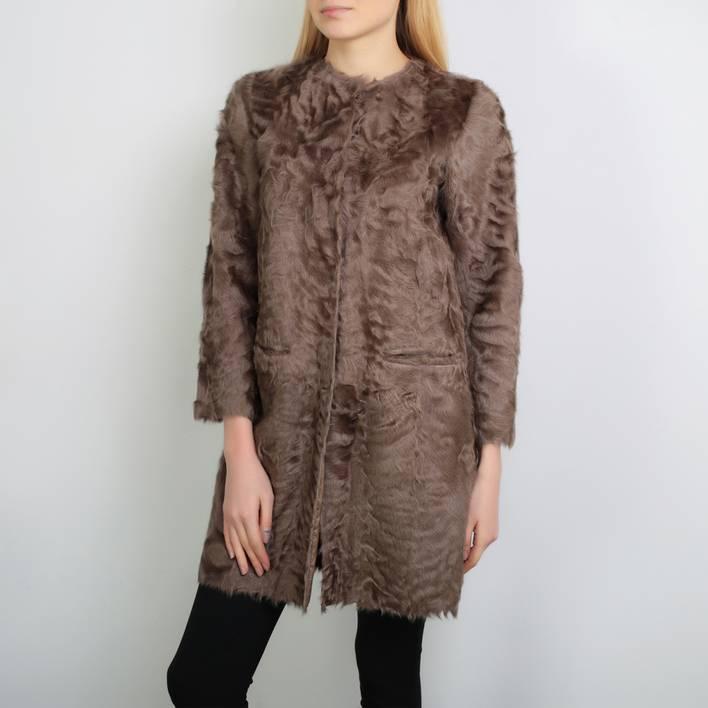 Меховое пальто  'S Max Mara