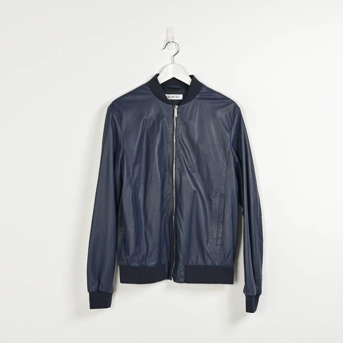 Кожаная куртка  Bikkembergs