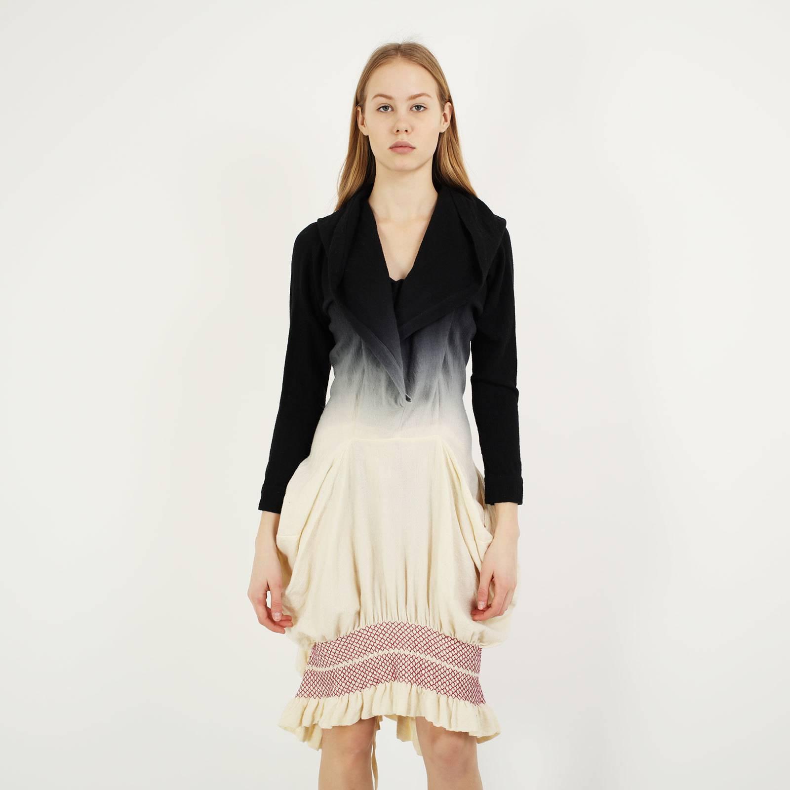 Платье Bernhard Willhelm