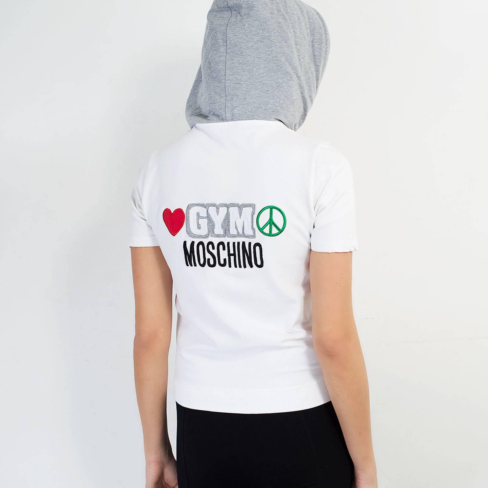 Толстовка  Moschino Jeans