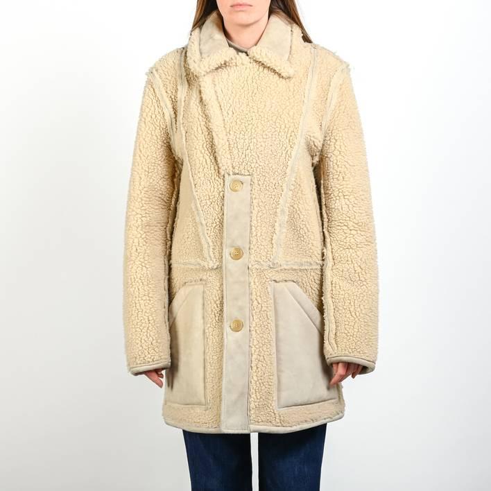 Пальто H&M х Maison Margiela